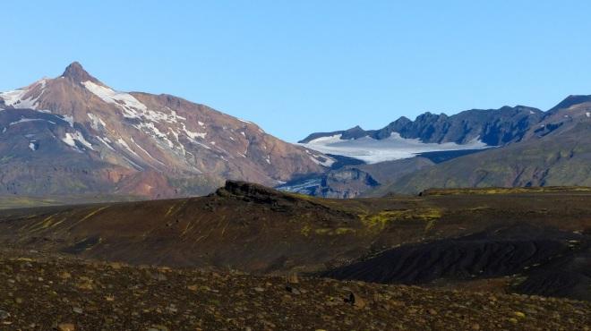 La montaña desconocida